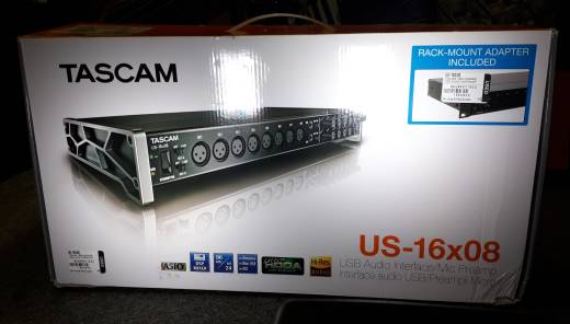 BLACK FRIDAY DEAL! - Tascam - US-16X08 Interface