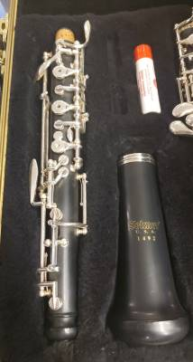 Store Special Product - SELMER USA RESONITE BODY OBOE RANGE TO LOW B