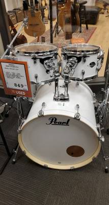 PEARL EXPORT 22,10,12,16,14SD - PURE WHITE
