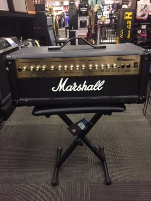 MARSHALL MG100HDFX SOLID STATE AMP HEAD