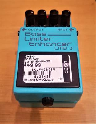 Store Special Product - Bass Limiter/Enhancer