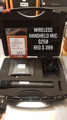 LINE6 XD-V35 HAND WIRELESS MIC SYS