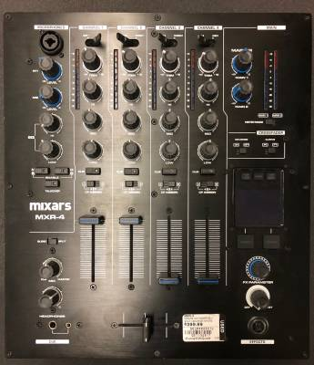 MXR-4 4-Channel Mixer