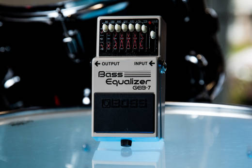 7 Band Bass Graphic Equalizer