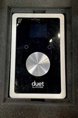 Store Special Product - Apogee Duet - Interface audio USB 2.0 pour iPad - 24/192 2 In/4 Out
