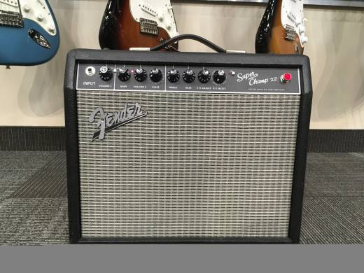 FENDER SUPER-CHAMP X2
