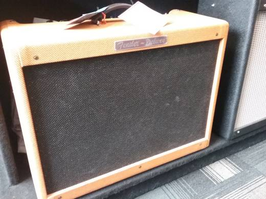 Hot Rod Deluxe III with Celestion A-Type Speaker - Lacquer Tweed