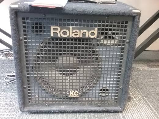 roland kc 60 3 channel mixer keyboard amp long mcquade musical instruments. Black Bedroom Furniture Sets. Home Design Ideas