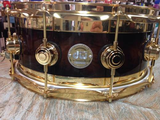DW Collectors Series Edge Snare Drum