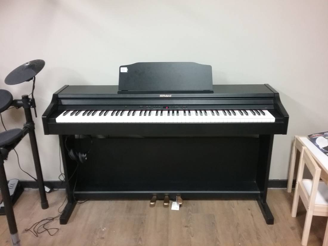 Roland Digital Piano - Contemporary Black