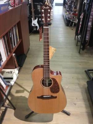 Fender F-1020SCE Dreadnought/Acoustic RW - Natural