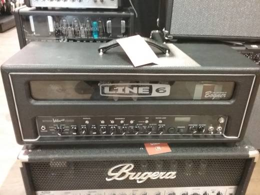 Line 6 Spider Valve MkII 100 Watt Head