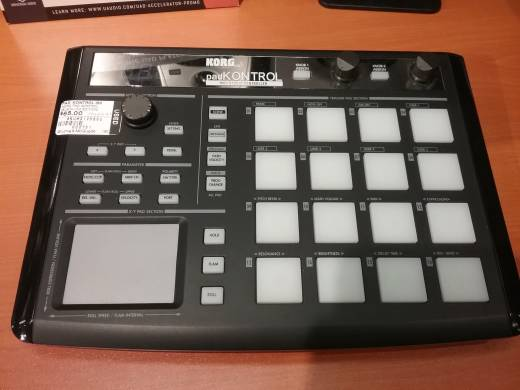 Korg Pad Kontrol - Black Limited Edition