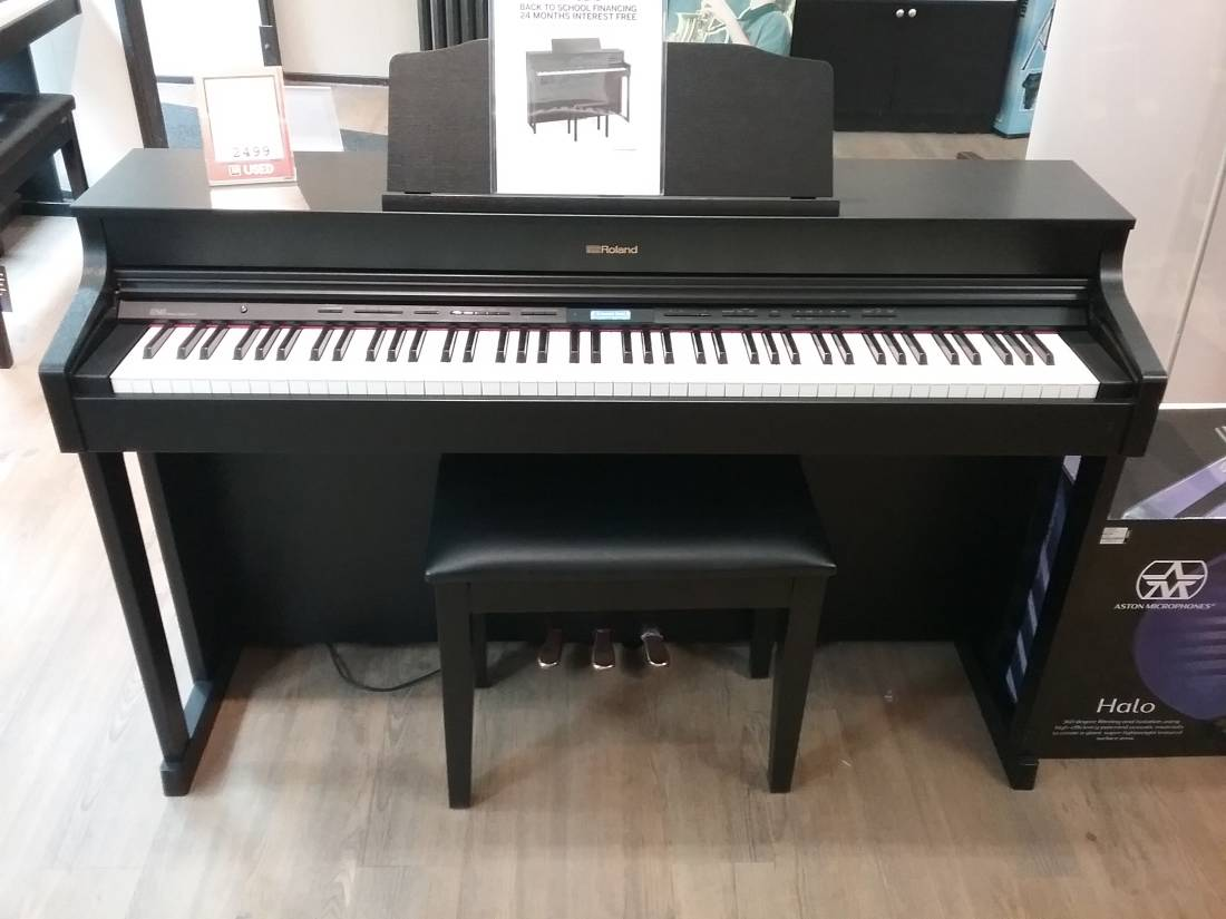 Roland HP603-CB-WSB Digital Piano
