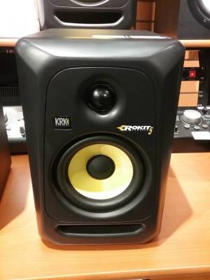 Store Special Product - KRK Rokit Powered Generation 3 Studio Monitor - 5 inch