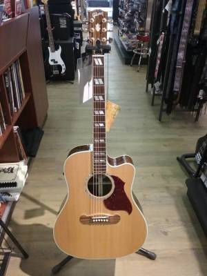 Gibson 2016 Songwriter Deluxe Cutaway Acoustic/Electric Guitar