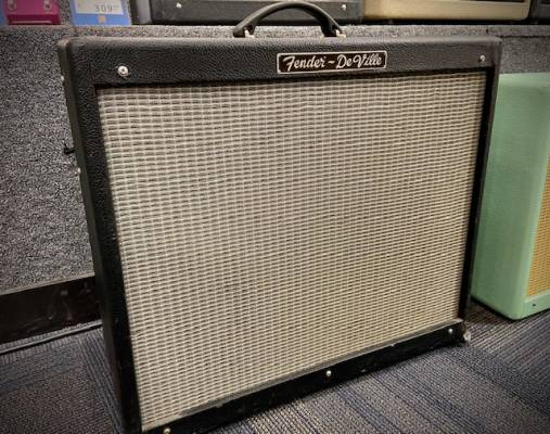 Fender Hot Rod Deville 2x12 Long Amp Mcquade Musical