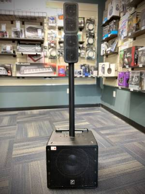 Store Special Product - YORKVILLE Excursion Mini 400 Watt Compact PA