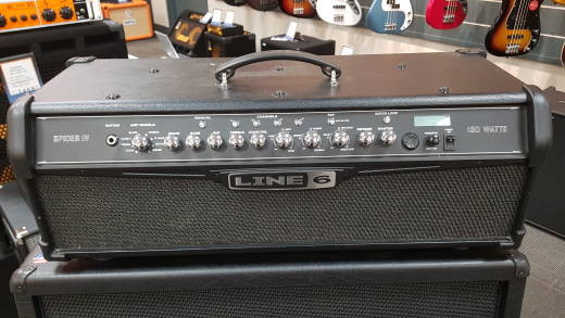Spider IV MK II 150 Watt Head