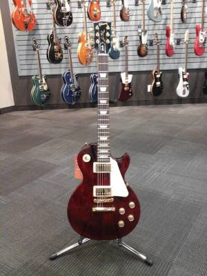 Store Special Product - 2016 Les Paul Studio - Wine Red