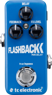 T.C Flashback Mini Delay Pedal