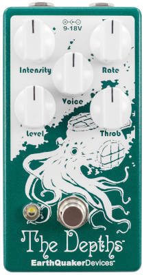 Earthquaker Devices The Depths V2 Optical Vibrato