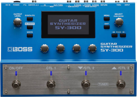 Boss Guitar Synth