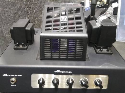 Store Special Product - Ampeg Portaflex 20W All-Tube Bass Head
