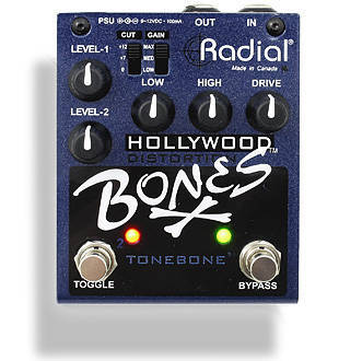 Radial Bones Hollywood Dual Distortion