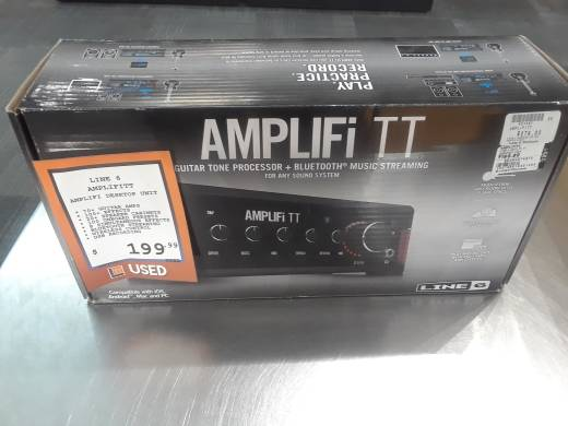 AMPLIFi TT Desktop Unit