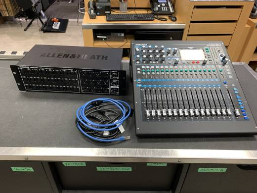 Allen and Heath Qu16 Package