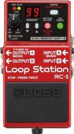 Boss RC-3LS - Loop Station