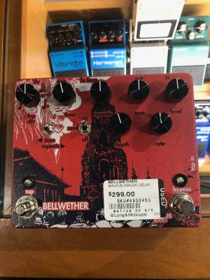 Store Special Product - Bellwether Analog Delay