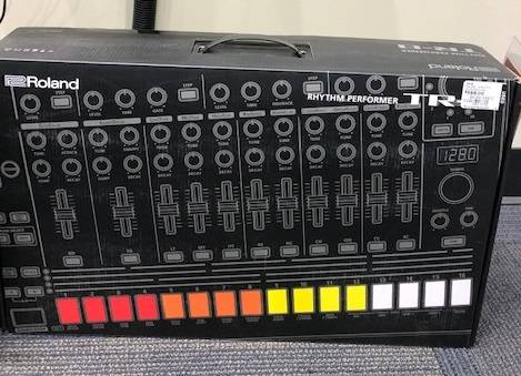 Roland AIRA TR-8 Rhythm Machine