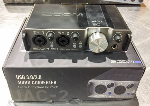 Store Special Product - 24/192 2-IN/2-OUT USB 3.0 AUDIO INTERFACE