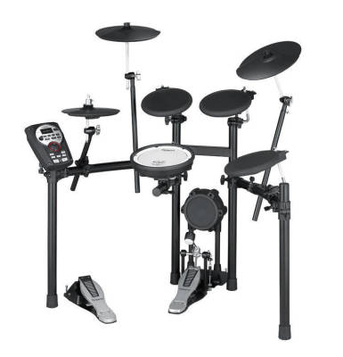 Store Special Product - ROLAND SN ENTRY LVL V-COMPACT KIT W/ STAND