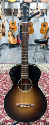 GIBSON L-1 RED SPRUCE (75)