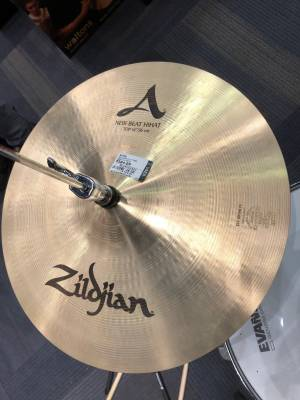 Store Special Product - Zildjian A New Beat 14 Inch Hi Hats