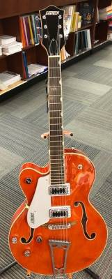 Gretsch G5420LH Electromatic Hollow Body, Left Handed - Orange Stain