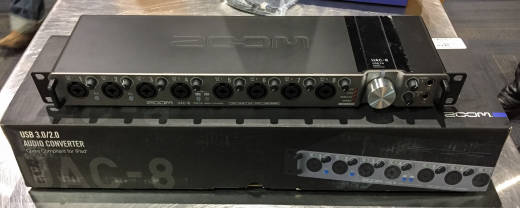 24/192 18-IN/20-OUT USB 3.0 AUDIO INTERFACE