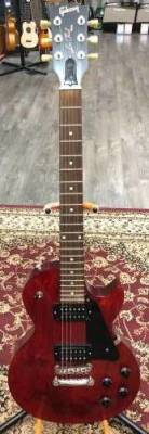 Store Special Product - Gibson 2018 Les Paul Faded - Worn Cherry