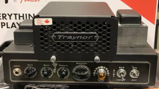 Store Special Product - Traynor DarkHorse 15 Watt All-Tube Guitar Head
