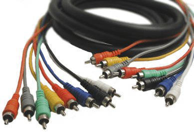 Link Audio 8 Channel RCA Snake - 6 foot
