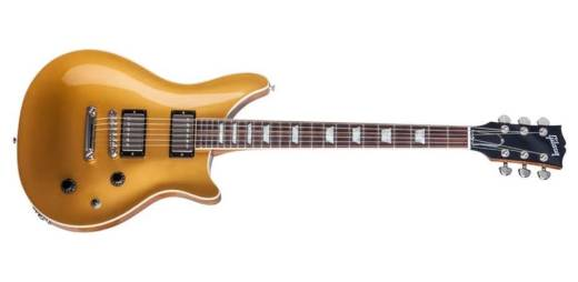 Gibson Modern Double Cutaway Standard Special Ltd Edition -  Bullion Gold