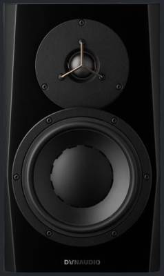 Dynaudio LYD-7B 7'' Powered Reference Monitor, Each - Black