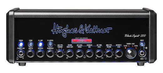 Hughes & Kettner Black Spirit 200 Guitar Head