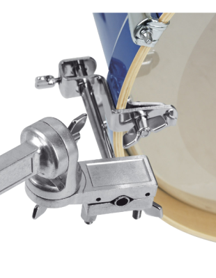 Bass Drum Mounted Multi Clamp
