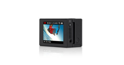 GoPro LCD Touch Bacpack