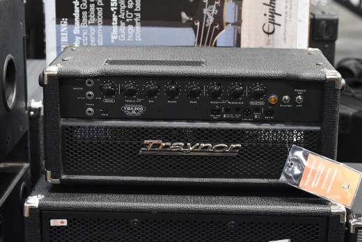 Store Special Product - 200 Watt All-Tube Bass Head