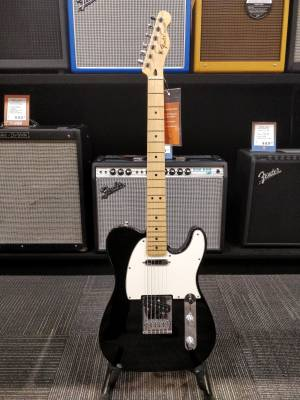 Store Special Product - Standard Tele - Maple Neck in Black